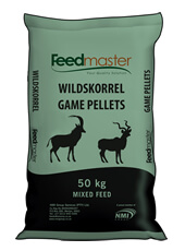 Game Pellets | Woldskorrels | Feedmaster SA | Veekos | Animal Feed | Pellet Production | Farming | Upington | Northern Cape