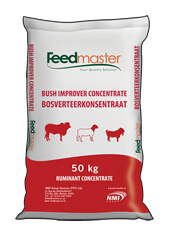 Bush Improver Concentrate | Feedmaster SA | Veekos | Animal Feed | Pellet Production | Farming | Upington | Northern Cape