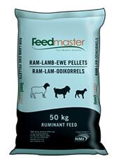 Ram Lam Ewe Pellets | Afrondkonsentraat | Feedmaster SA | Veekos | Animal Feed | Pellet Production | Farming | Upington | Northern Cape